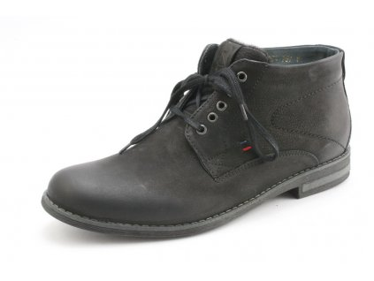 Pánské boty RIKO 757 (Barva černá, Velikost 45)