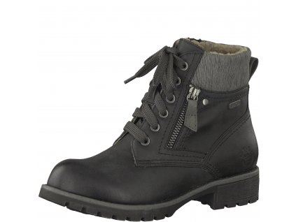 Dámská obuv Jana 8-26212/29 černá (Barva černá, Velikost 41)