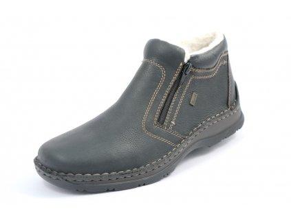 Pánská obuv Rieker 05391-00 (Barva černá, Velikost 44)