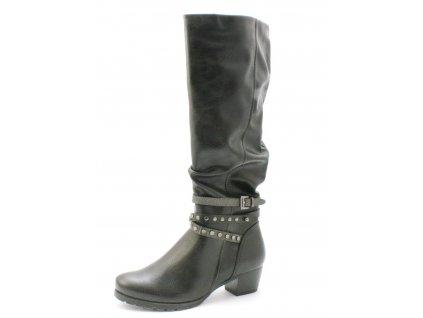 Dámská obuv Marco Tozzi 2-25504/29 (Barva černá, Velikost 41)