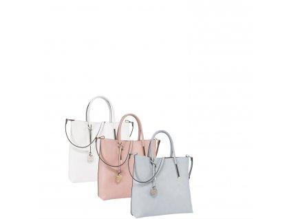 Dámská kabelka Marco Tozzi 2-61106/20 (Barva růžová)