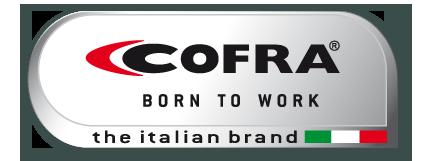 Veľkostná tabuľka pracovnej obuvi COFRA