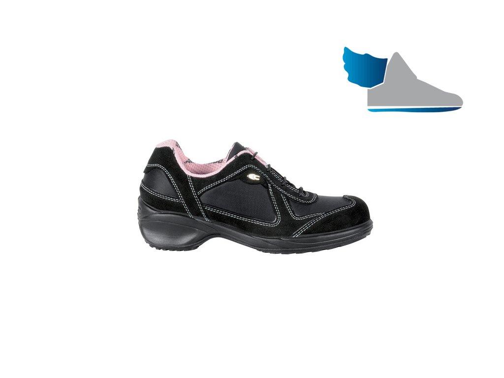5 tipov dámskej pracovnej obuvi pre celodennú prácu