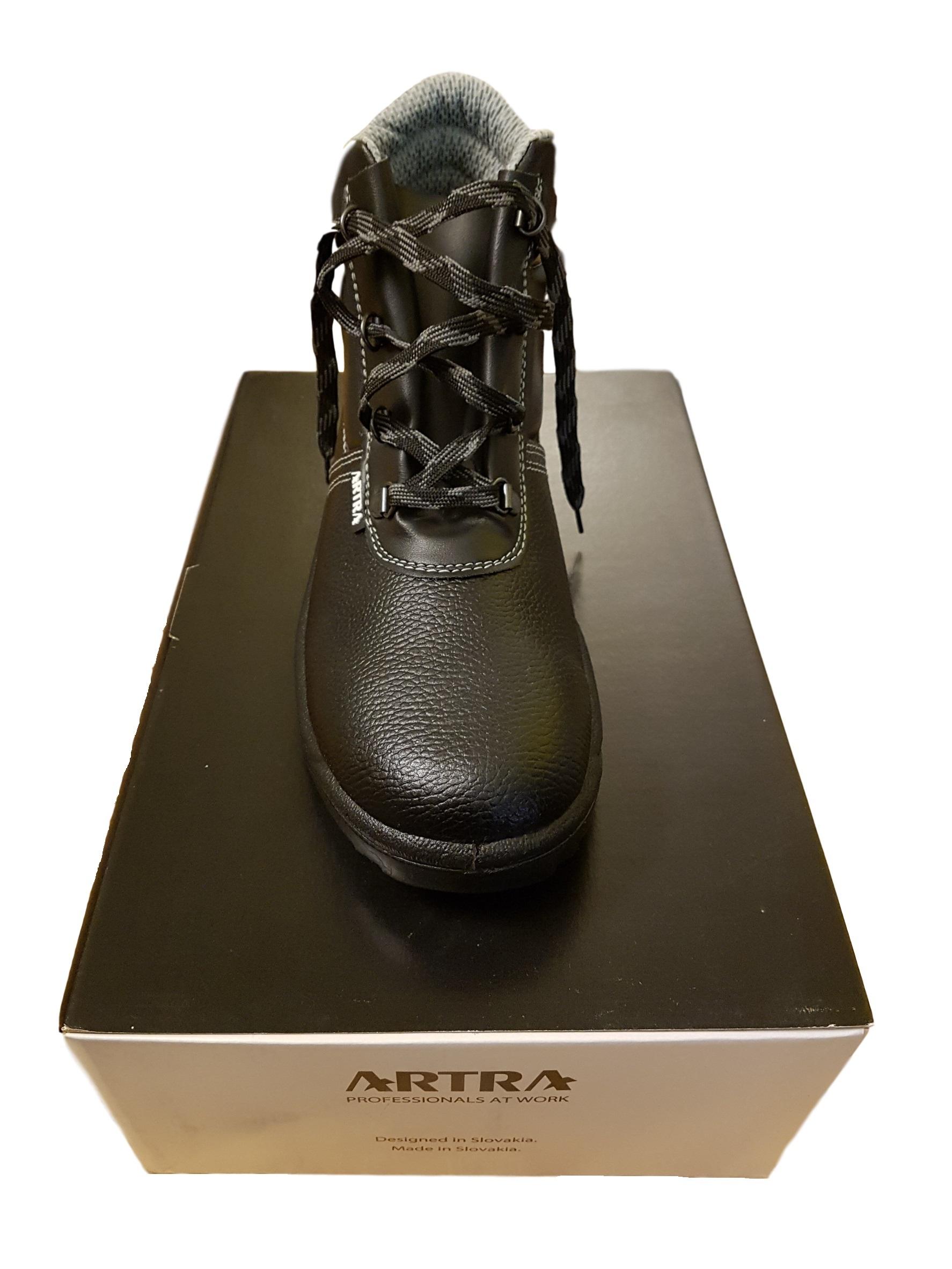 Referencia : pracovná obuv ARTRA