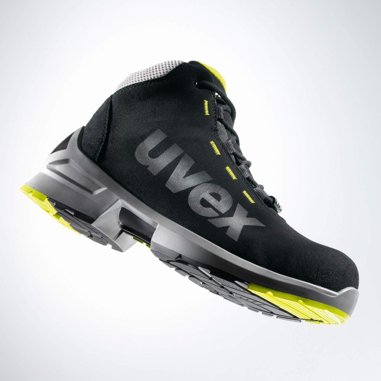 Pracovnú obuv značky UVEX si obľubuje čoraz viac ľudí. Prečo?