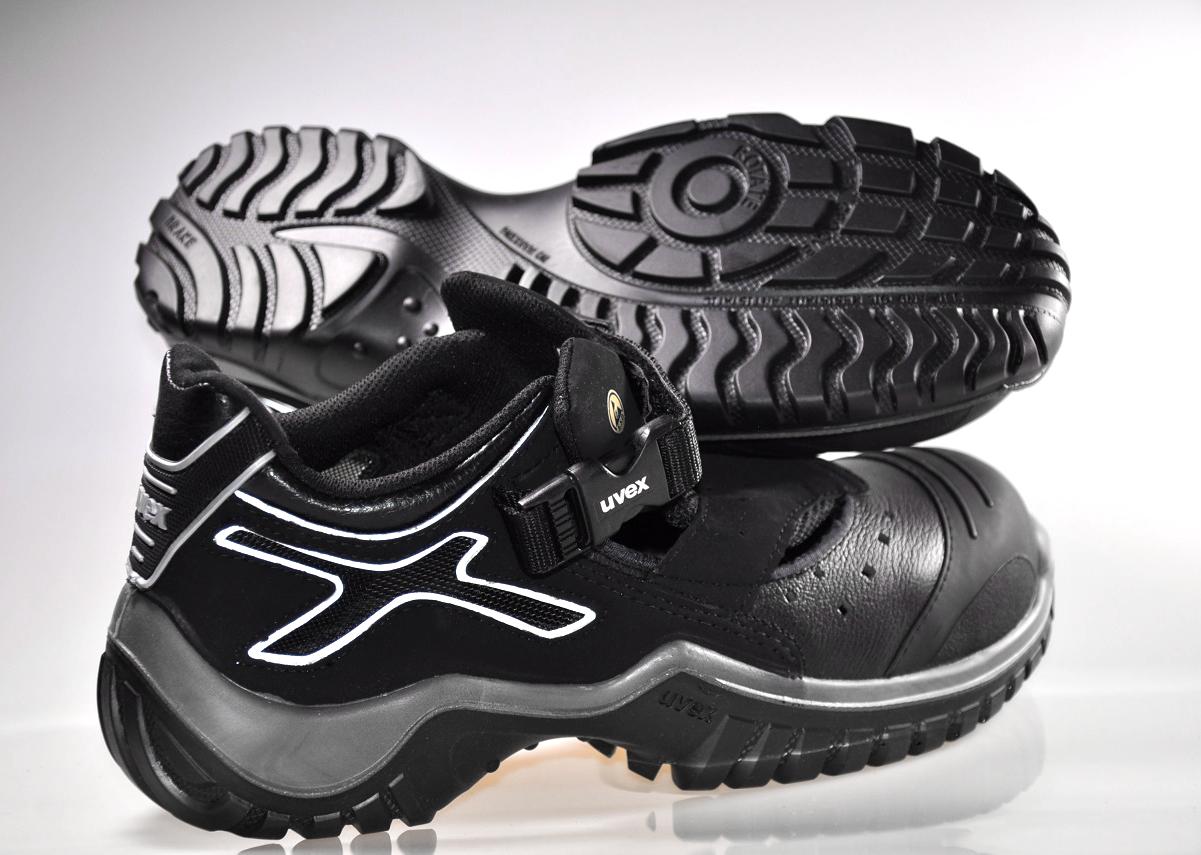 Nová kolekcia pracovnej a bezpečnostnej obuvi výrobcu UVEX