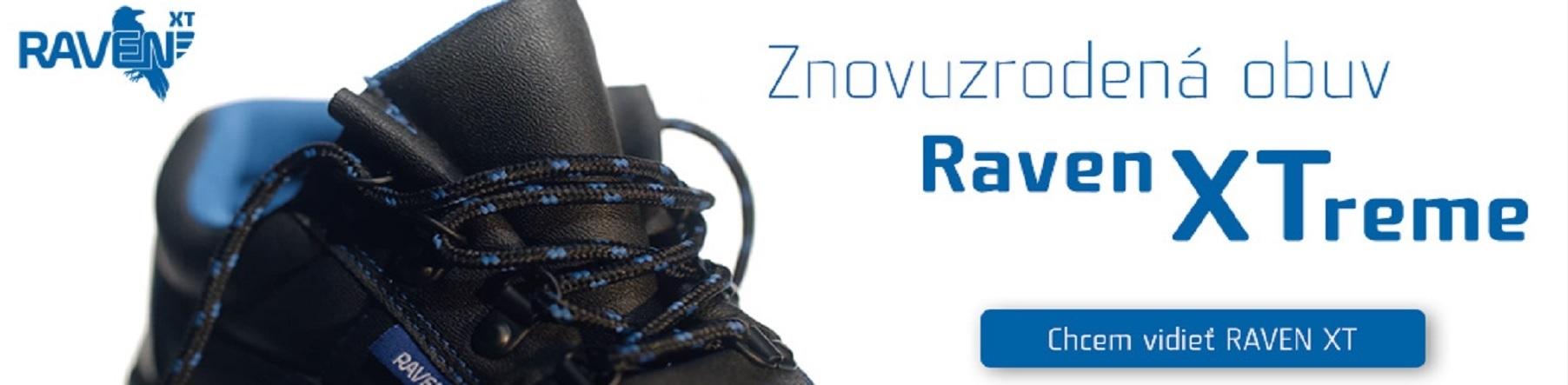 Pracovná a bezpečnostná obuv RAVEN