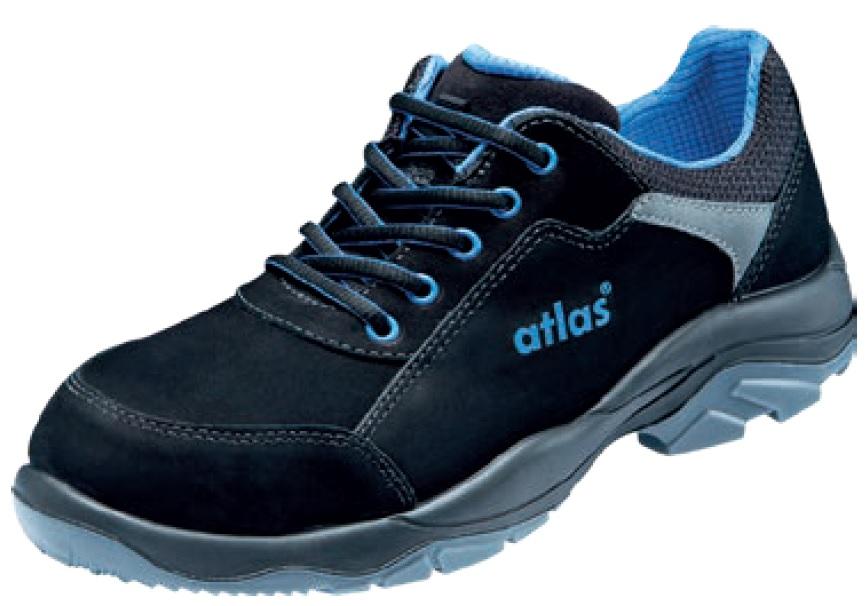 ATLAS ALUTEC / pracovná obuv s hliníkovou špičkou/