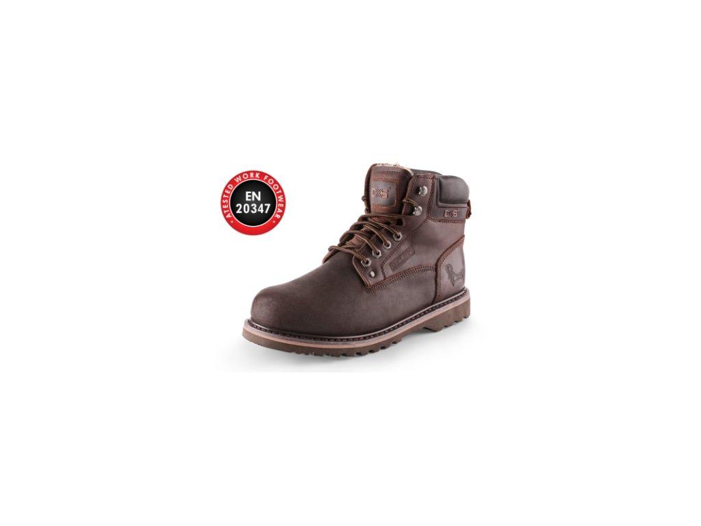Vysoká voľnočasová obuv ROAD GRAND