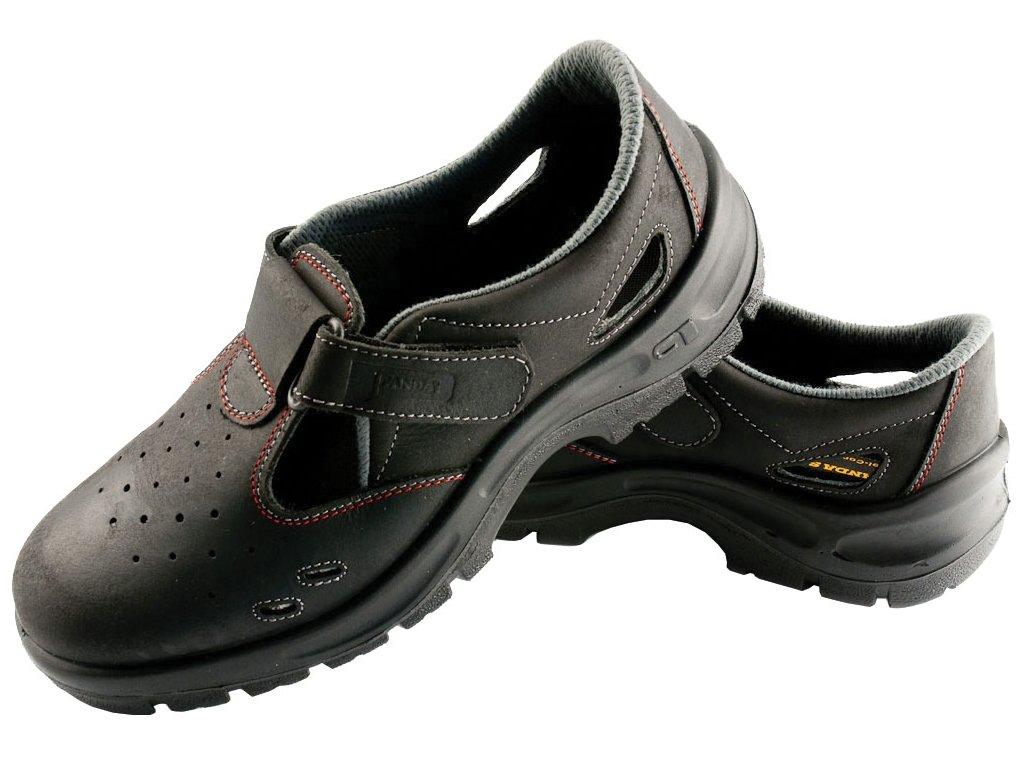 Bezpečnostné sandále  STRONG TOPOLINO S1 SRC