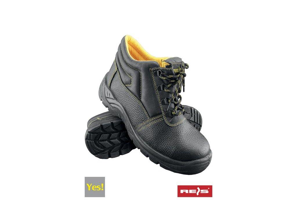 RW00 - BRYES-T-S3 Pracovná členková obuv
