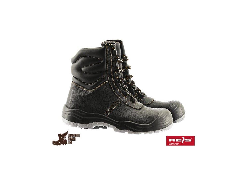 RW00 - BCW Pracovná zateplená obuv
