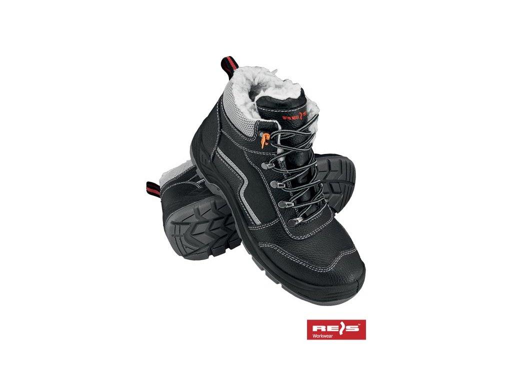 RW00 - BRYETI Zateplená pracovná obuv