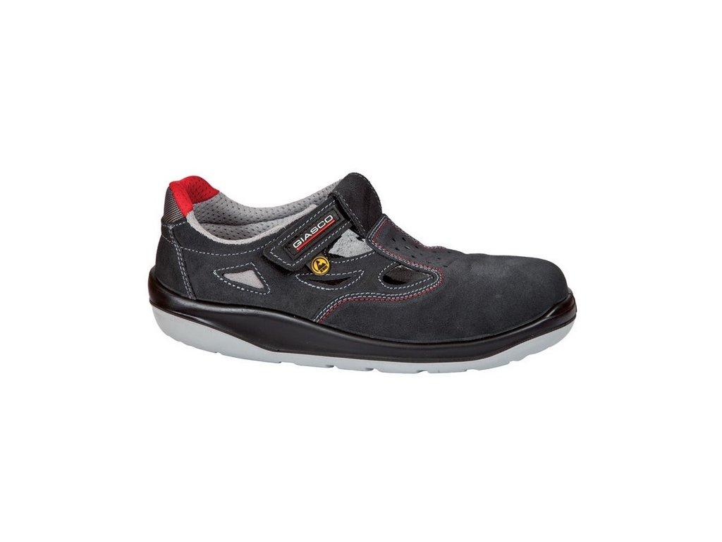Giasco bezpečnostné sandále LIMA