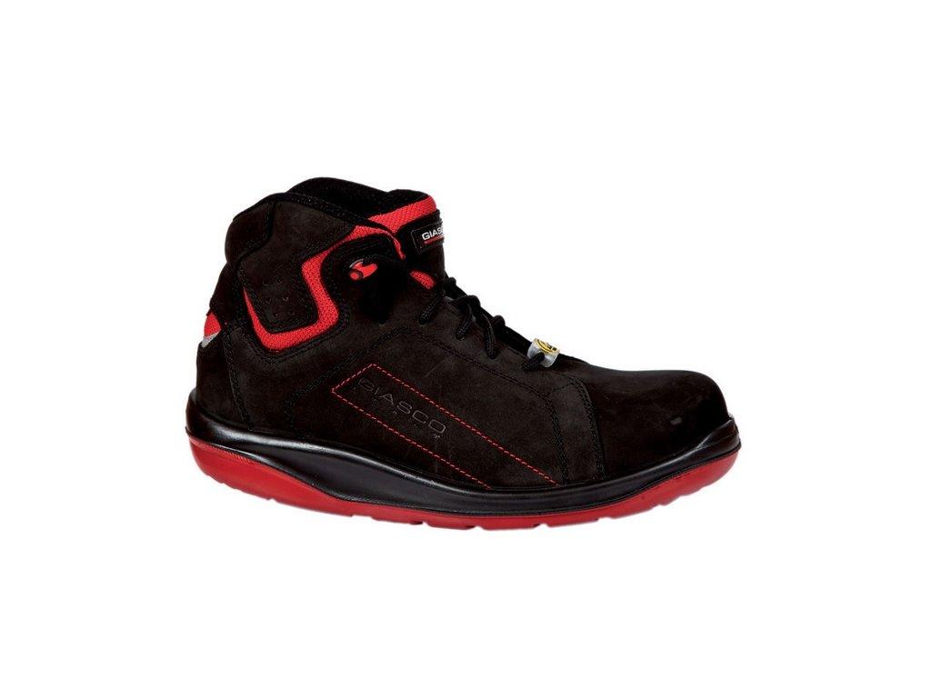 pracovná obuv gym S3
