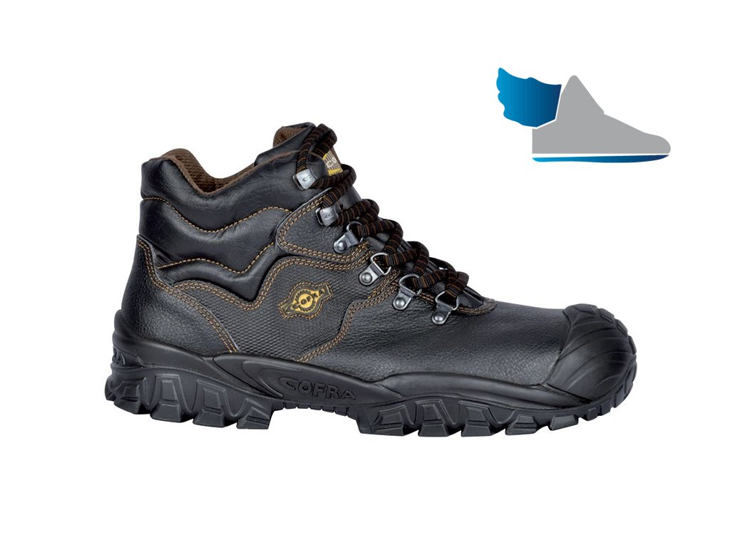 69288f3c6 Pracovná obuv COFRA NEW RENO UK S3 SRC