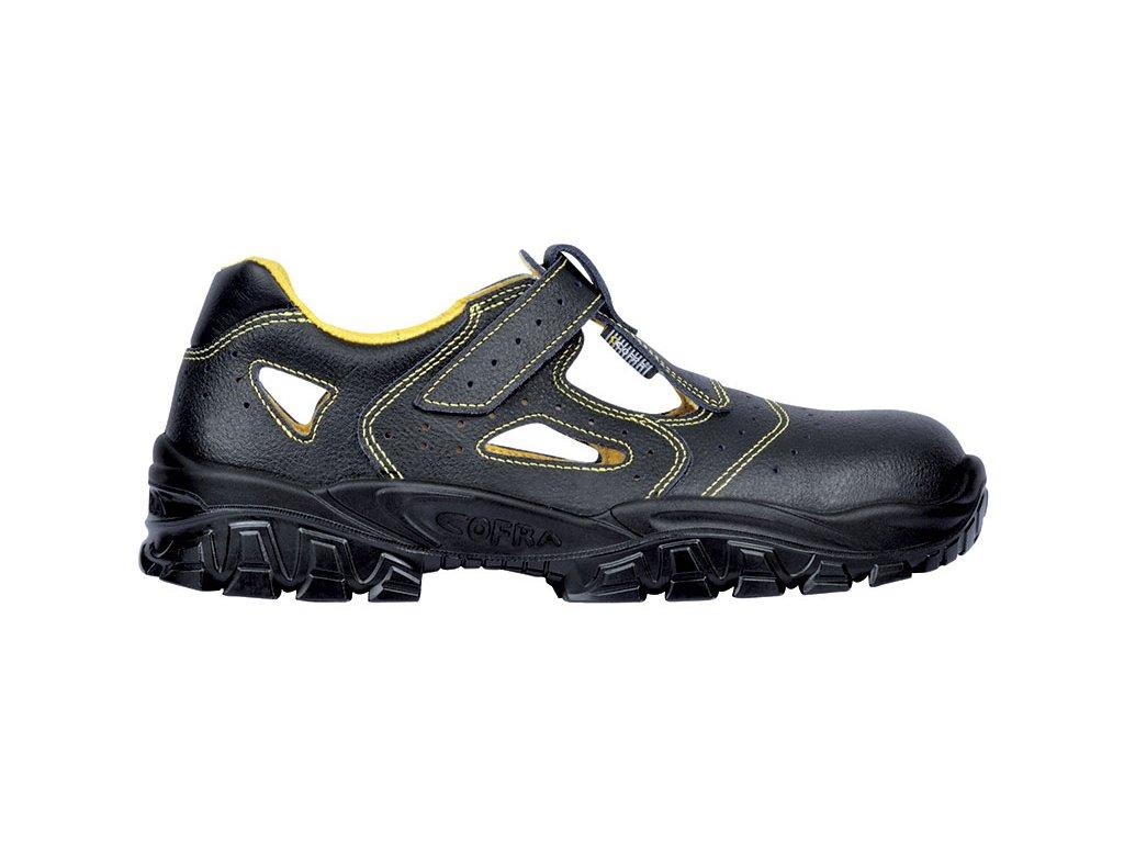 Bezpečnostné sandále COFRA NEW DON S1 SRC