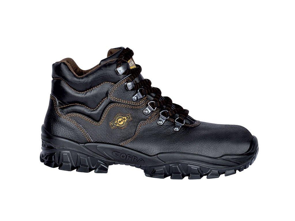 Pracovná obuv S2 COFRA NEW RENO S2 SRC