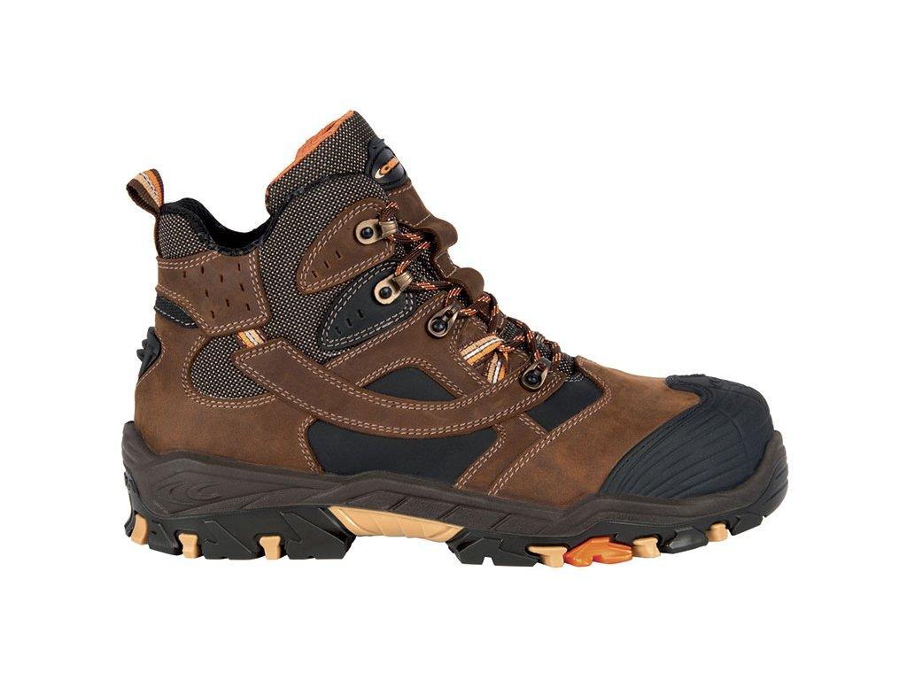 bezpečnostná obuv PERCIVAL S3 SRC