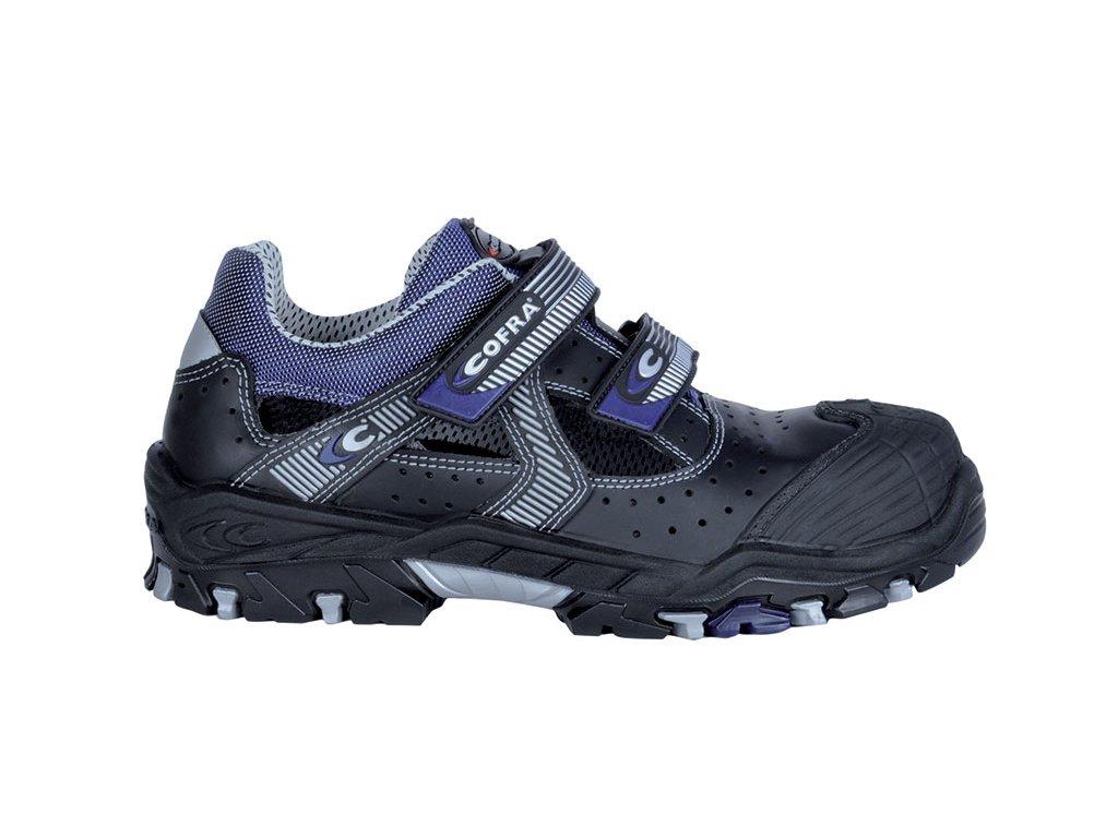 pracovné sandále s plastovou špičkou CONSTANTINE S1 P SRC