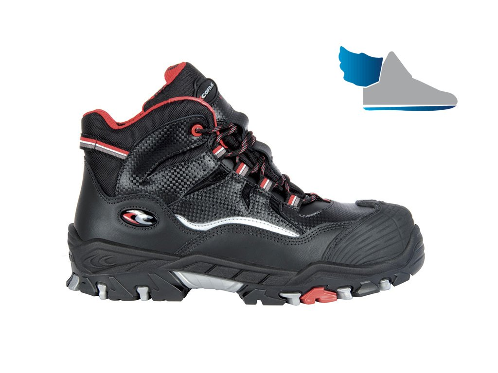 pracovná obuv SARGON S3 SRC