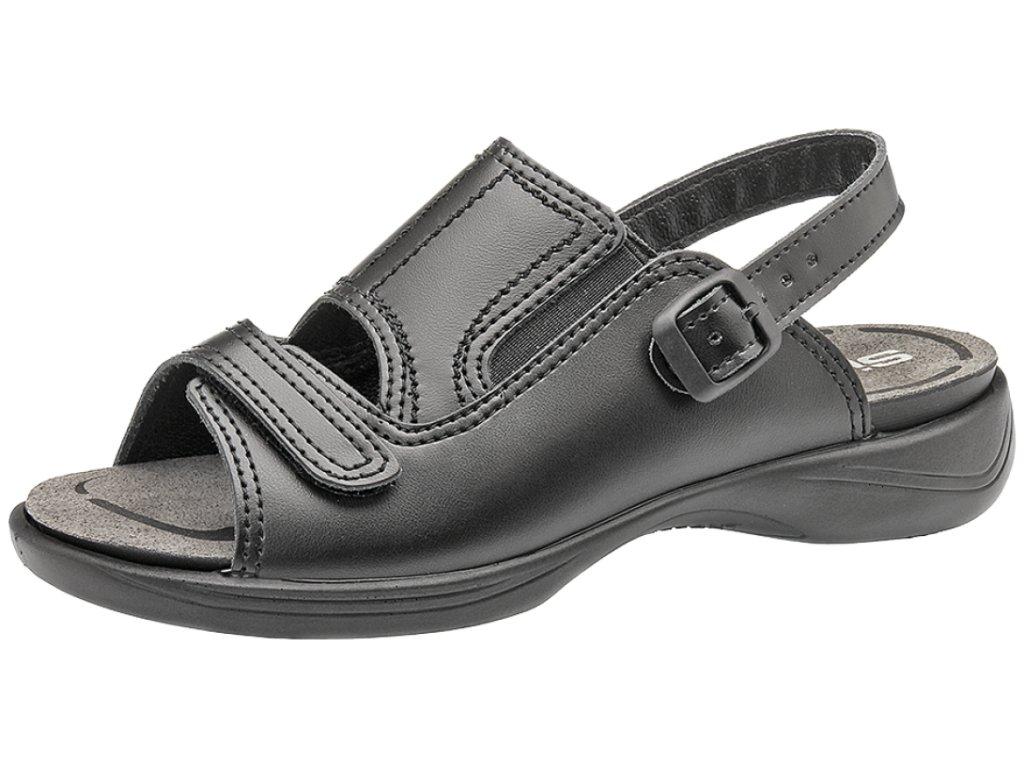 SIEVI: CANDY BLACK - Profesionálna pracovná obuv - Vyrobené vo Fínsku