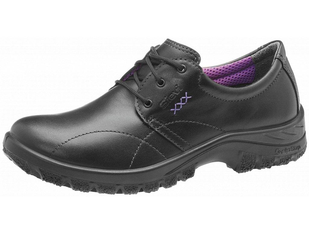 Dámska kožená pracovná obuv  OLIVIA