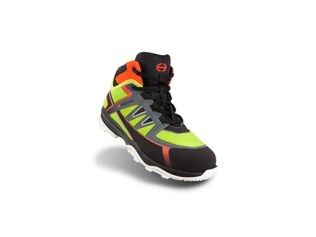 Profesionálna bezpečnostná obuv  RUN-R 110 HIGH 6261000