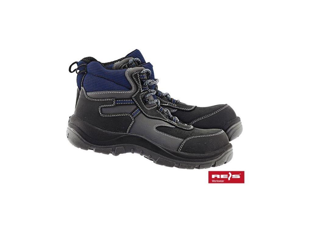 RW00 - BRCMAXREIS Bezpečnostná členková obuv