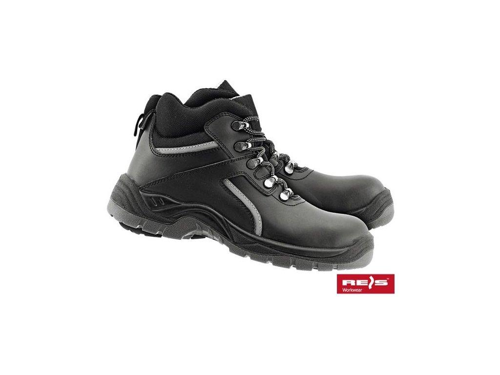 RAW00 - BRCPOLREIS Bezpečnostná členková obuv
