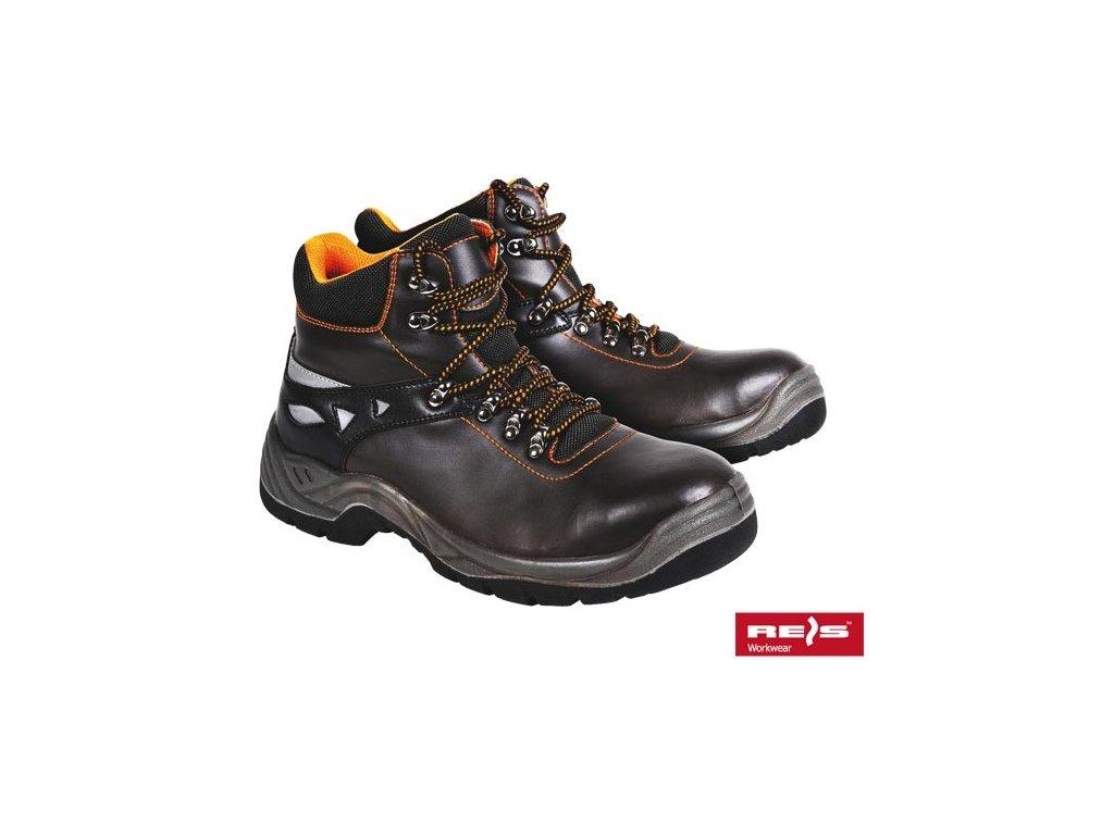 RW00 - BRPEAKREIS pracovná členková obuv
