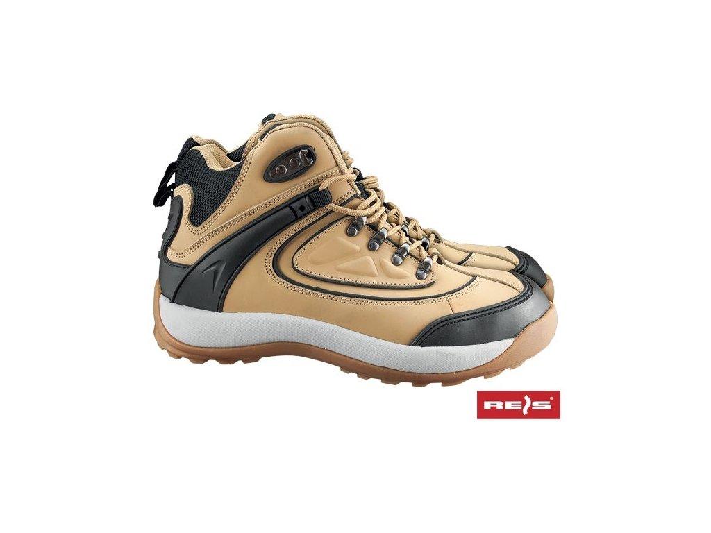 RW00 - BRPIT bezpečnostná pracovná obuv