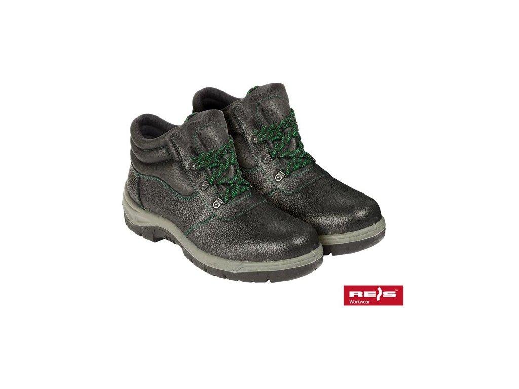 RW00 - BRREIS pracovná členková obuv