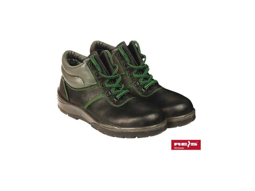 RW00 - BRTOPREIS pracovná členková obuv