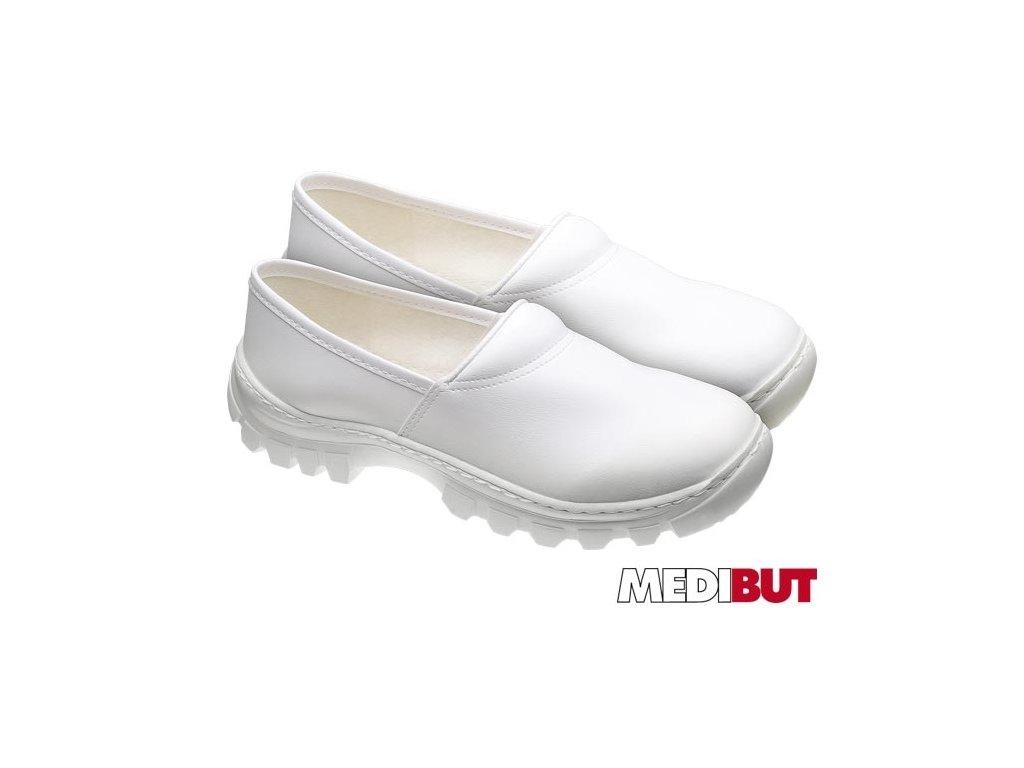 Zdravotnícka obuv značky MEDIBUT : W40 BMFOODM