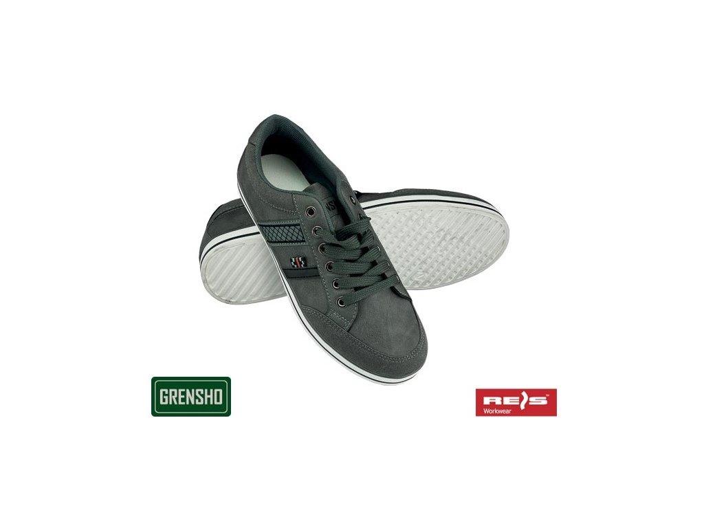 Voľnočasová obuv GRENSHO : BSSTYLE