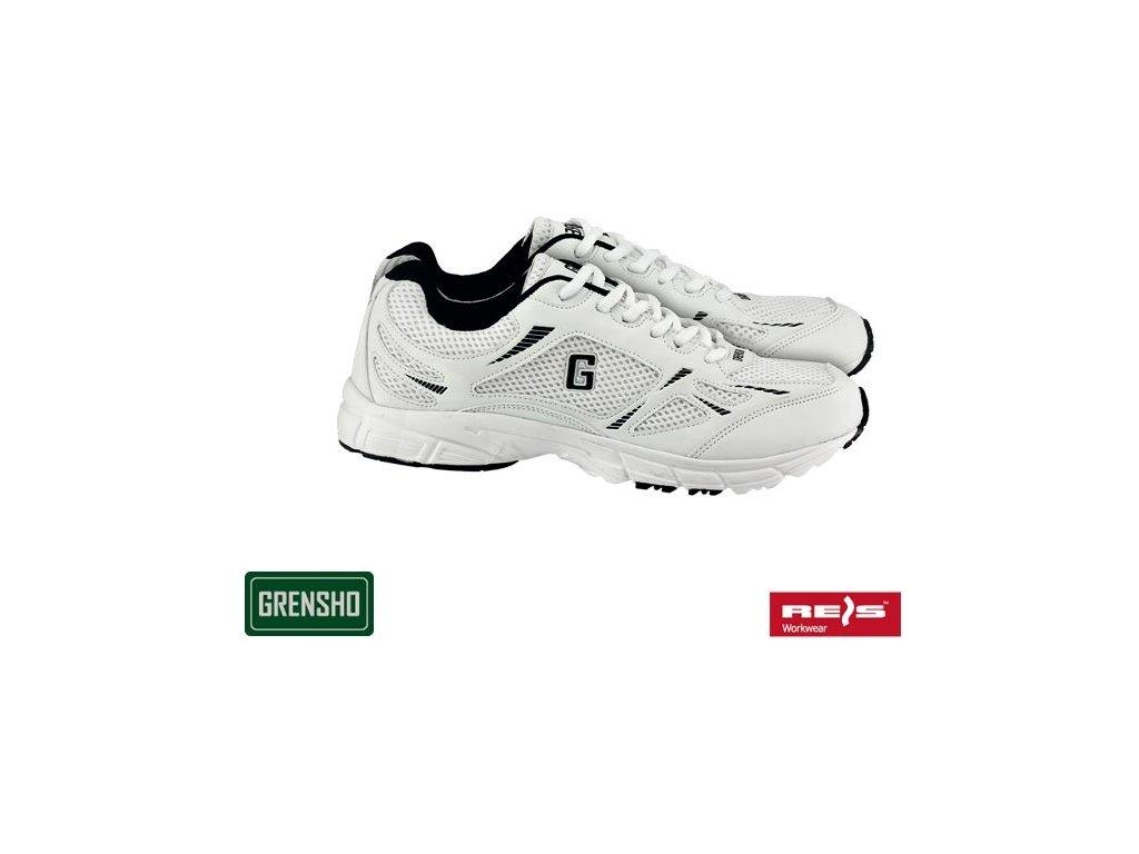 Voľnočasová obuv značky GRENSHO :  BSACTIVE
