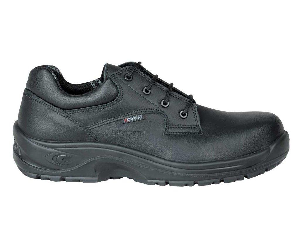 700b402cd250f pánska bezpečnostná obuv S2 ADRIANUS BLACK S2 SRC
