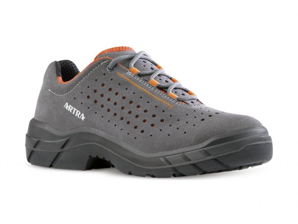 pracovná obuv pre priemysel 8fb4ca3be9