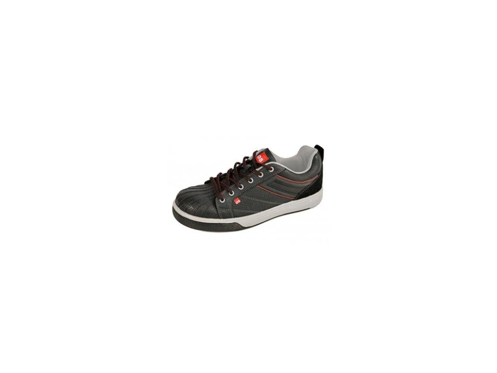Bezpečnostné športové poltopánky s odľahčenou plastovou špičkou CRV HENNE  LOW S3 SRC 7e6658d804