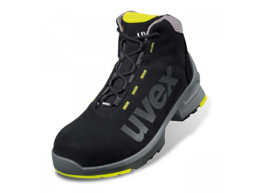 Pracovná obuv UVEX 8545 S2 SRC originálne foto dodávateľa 3