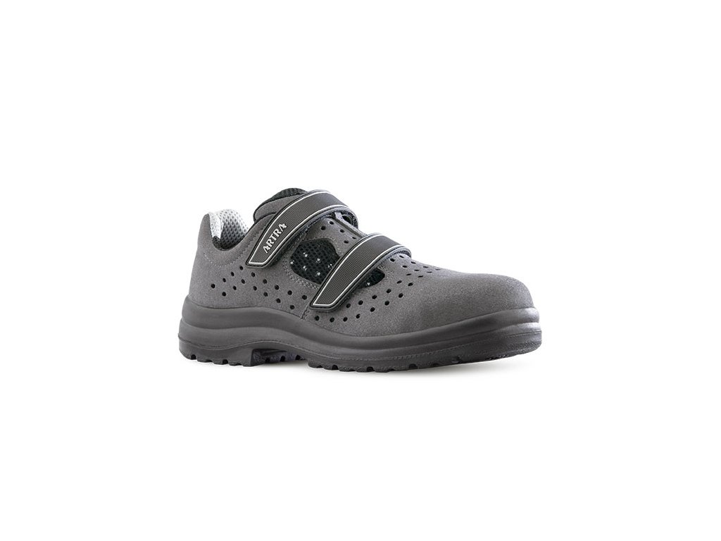 Bezpečnostné sandále s oceľovou špičkou  ARMON 9058 2360 S1 SRC