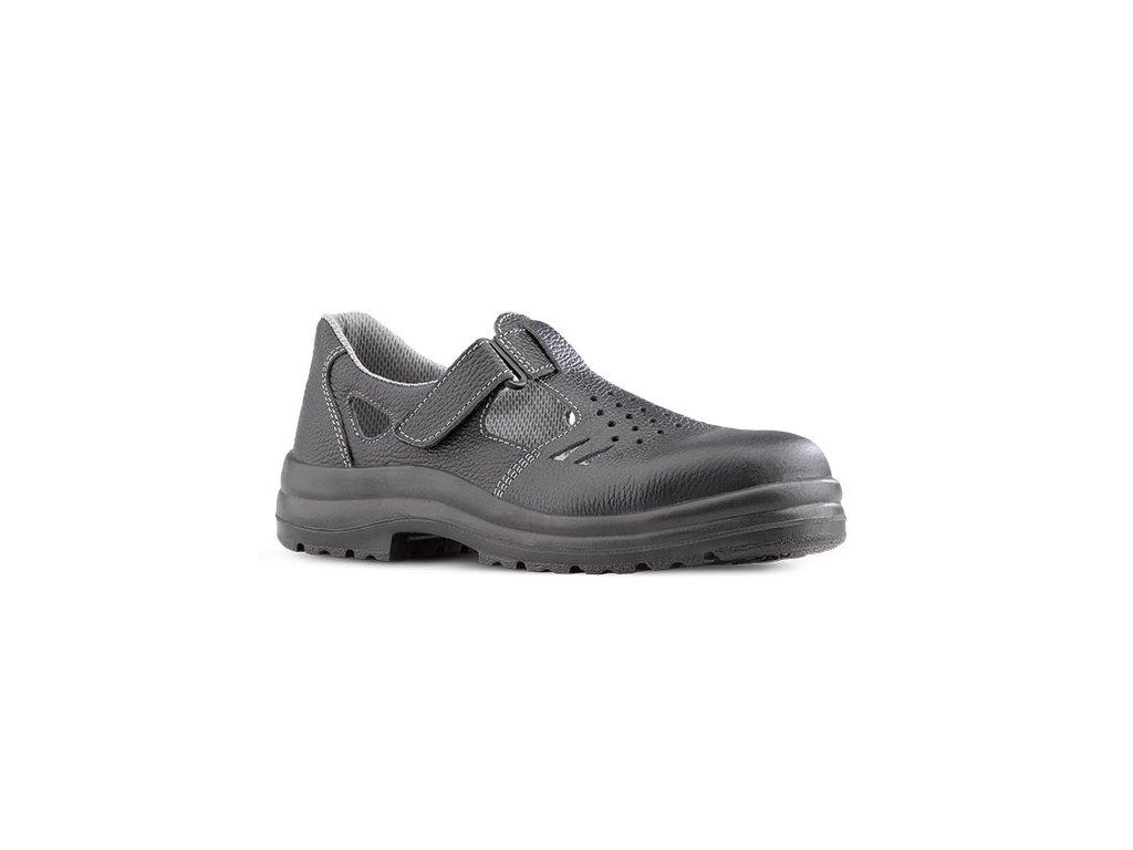 Pracovné sandále s oceľovou špičkou ARMEN  9008 6060 S1 SRC
