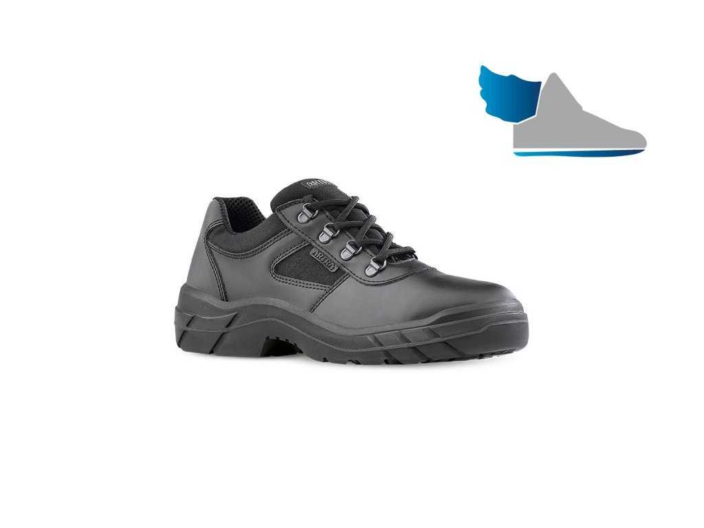 Pracovná obuv bez oceľovej špičky s protišmykovou podrážkou ARENA 922 6260  O2 FO SRC fba01b2f4a