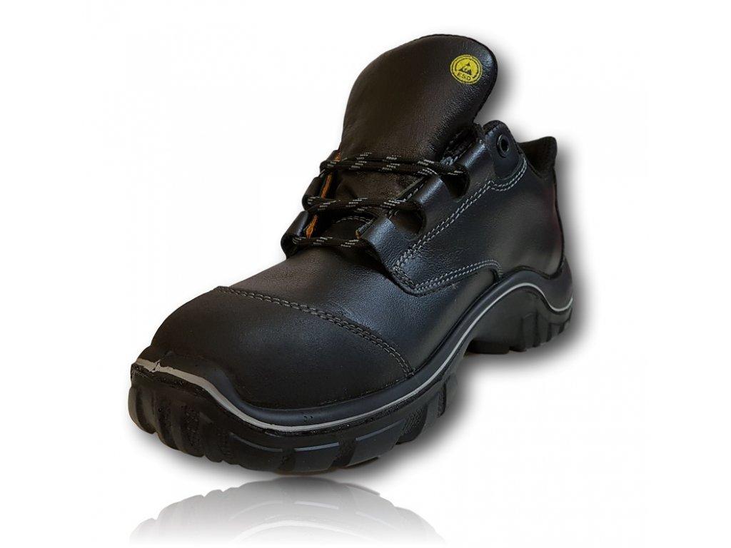8999986d8340 Bezpečnostná pracovná obuv v pevedení poltopánok s odľahčenou kompzitnou  špičkou UVEX MOTION LIGHT 6985 S2 SRC