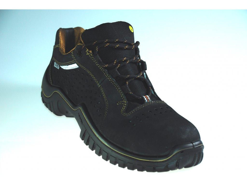 735f703669a5 Pracovná obuv UVEX perforovaná 6981 S1 SRC