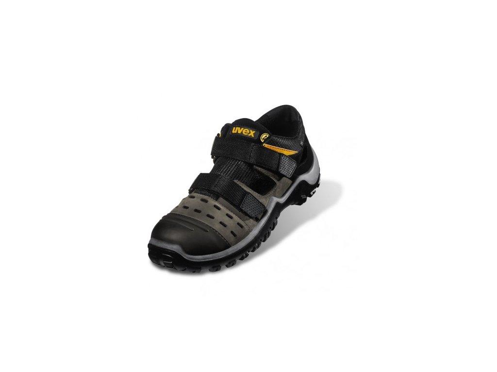 Pracovné sandále UVEX 9455 S1 HRO SRC