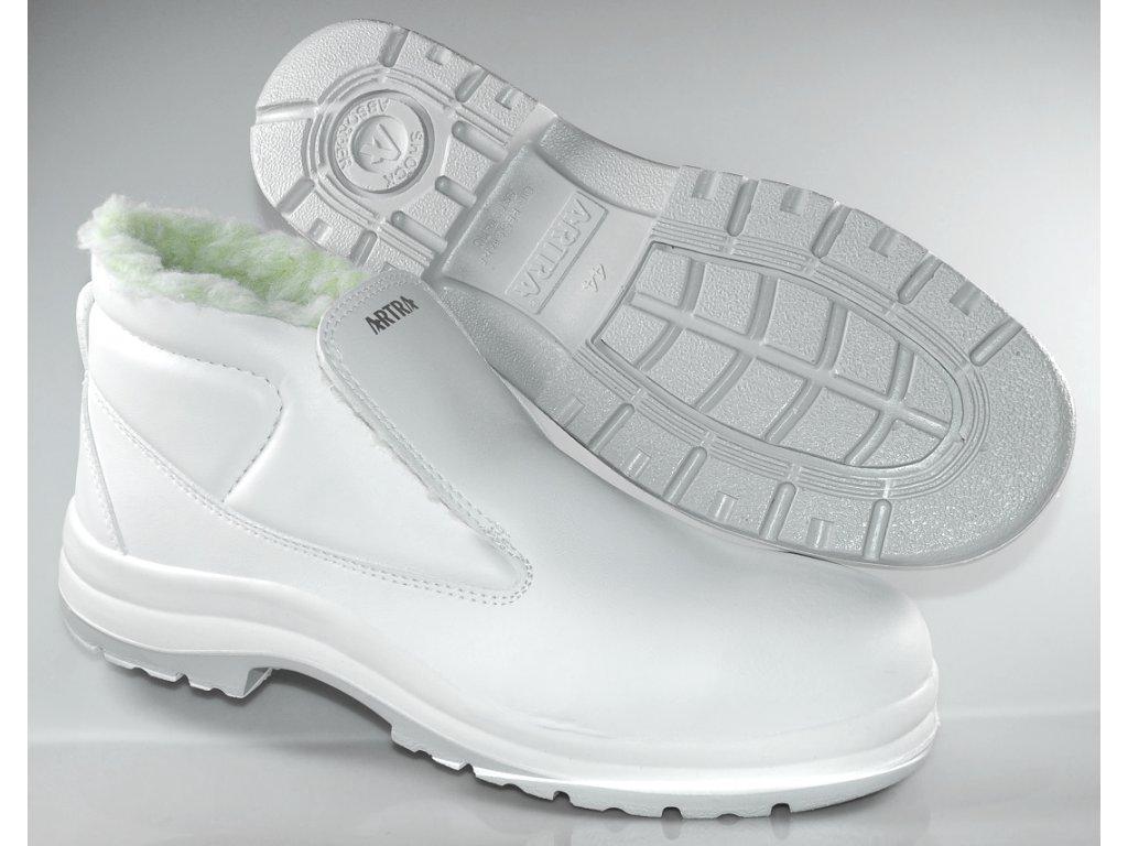 Pracovná obuv pre potravinárstvo 54c29cb8a7e