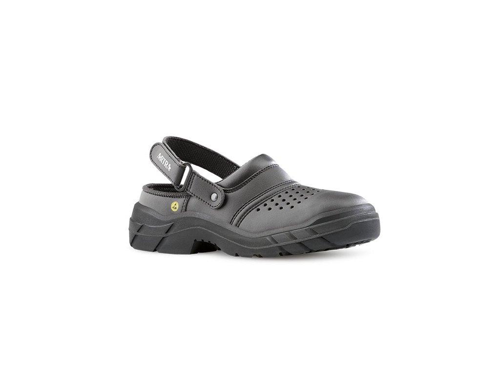 Bezpečnostné ESD sandále s oceľovou špičkou ARNO 901 Air 6660 SB A E FO SRC ESD