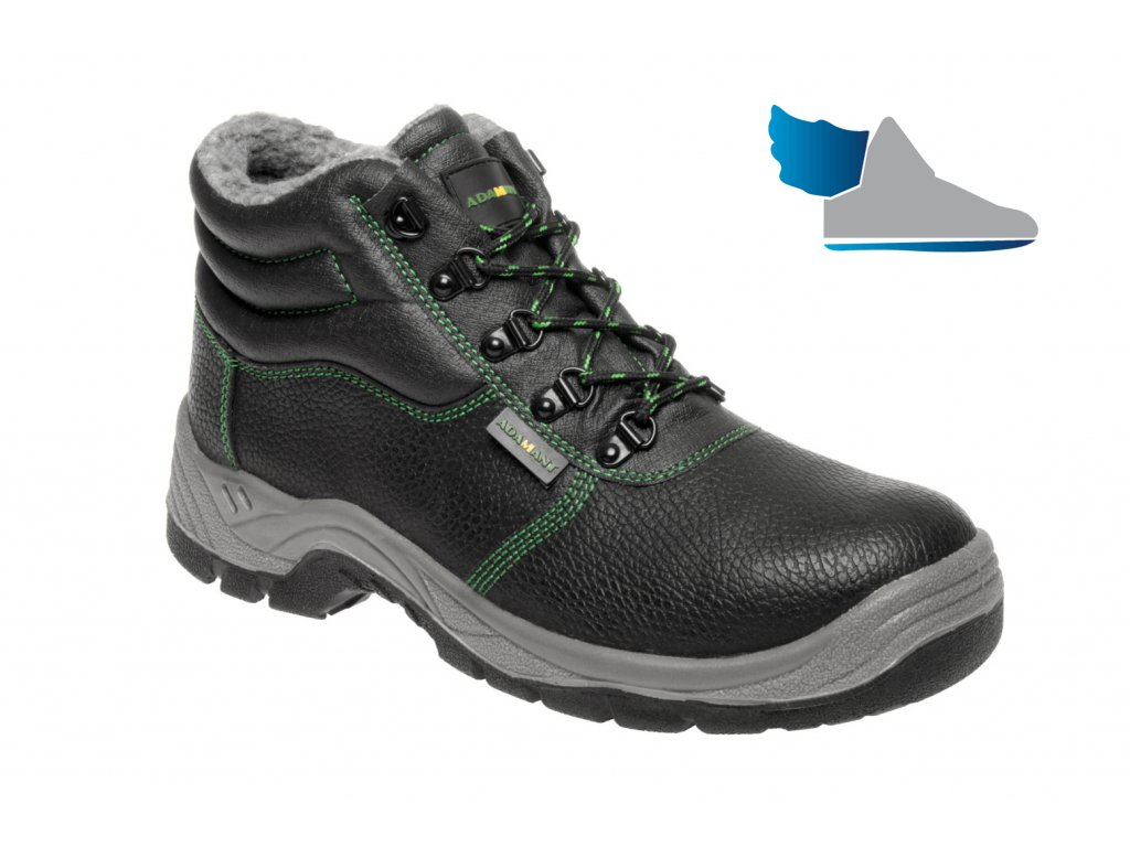 ZS - ADM CLASSIC: Členková obuv O2 Winter high  C30219